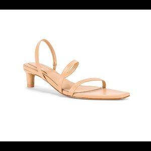 Dainty heel Jaggar size 36